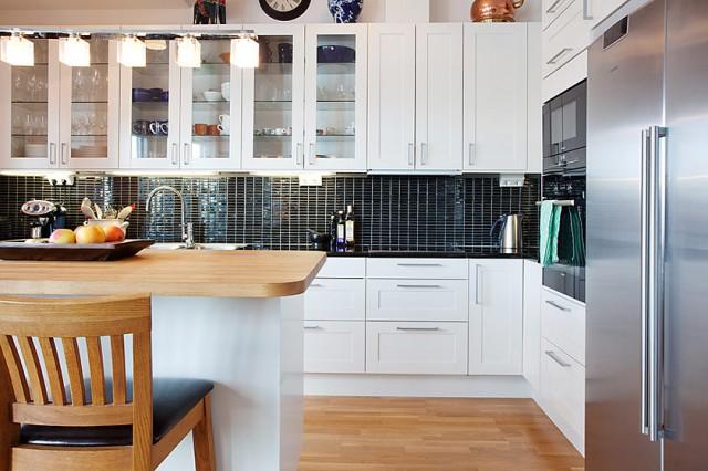 decoración cocina office blanco