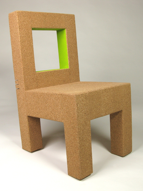 Muebles de dise o en corcho natural - Muebles de corcho ...
