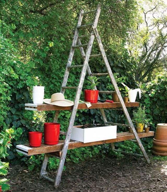 esacalera esc escalera jardinera