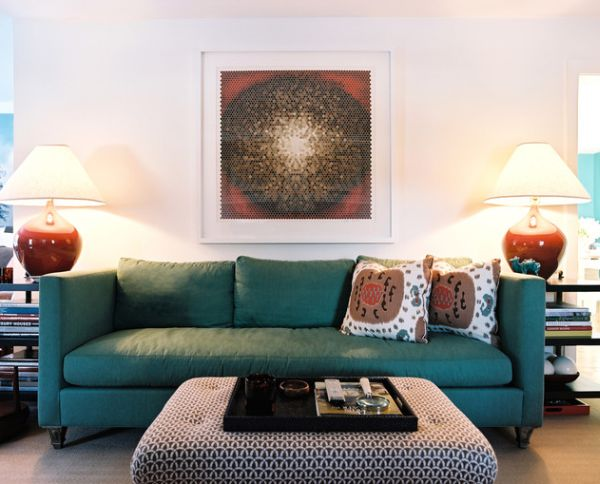 elegir el color para el sof