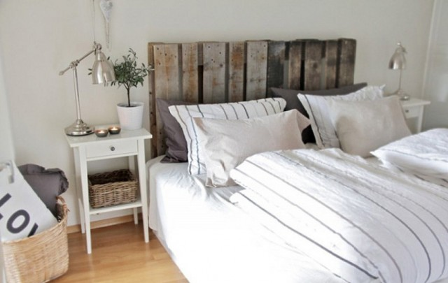 Cabeceros de cama originales - Cama con cabecero ...