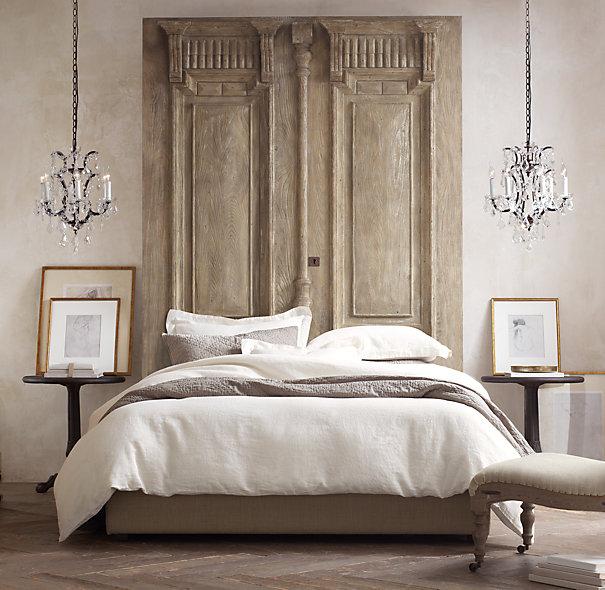 Cabeceros de cama originales - Behang hoofdbord ...
