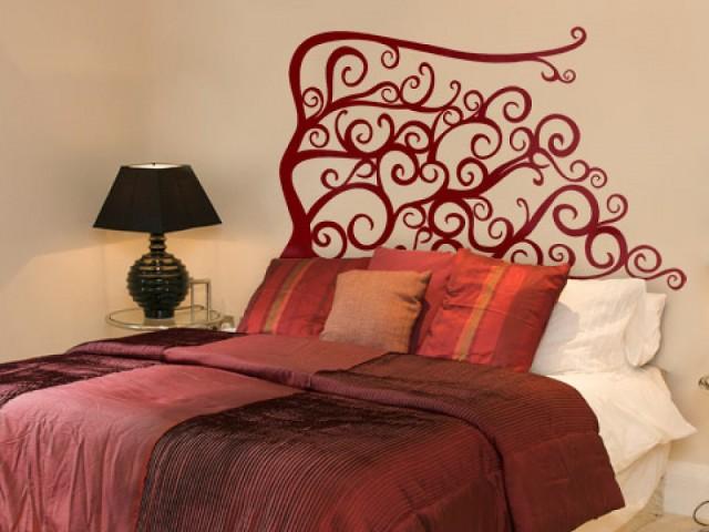 Cabeceros de cama originales - Vinilos para cabeceros ...