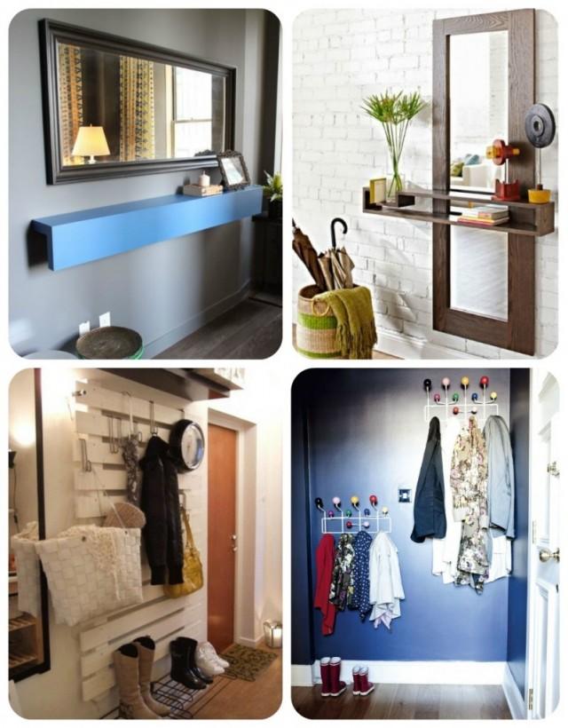 01 recibidores con encanto espacio pequeno - Decorar Un Recibidor