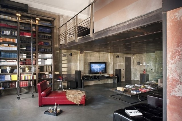 loft industrial dintelo es foxy garage office designs foxy contemporary and