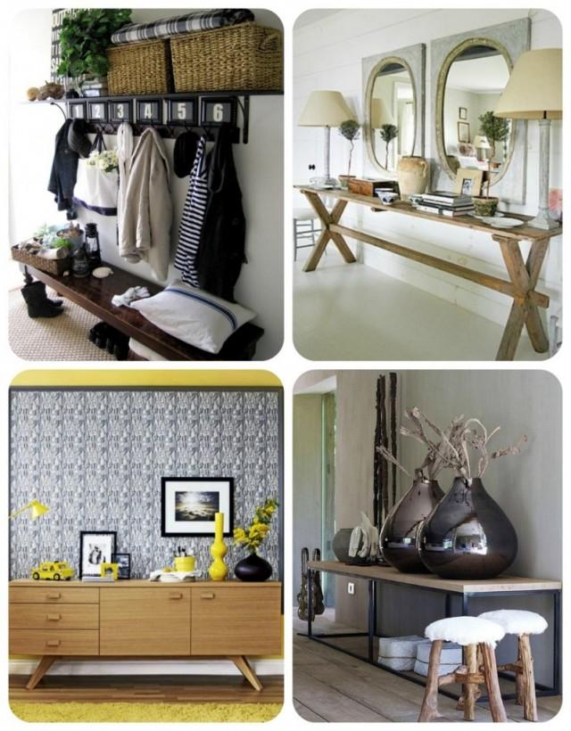 Consejos pr cticos para decorar el recibidor for Espejos grandes para recibidor