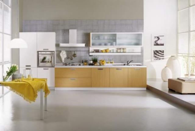 Cambiar el suelo de la cocina sin obras