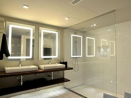 La iluminación en el baño: consejos - dintelo.es