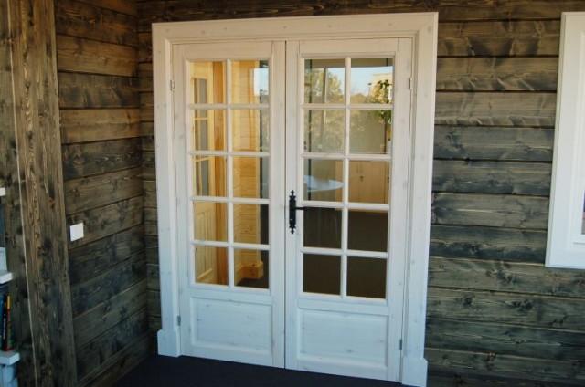 Cristales para puertas blancas latest puerta cn peinazos for Cristales para puertas de interior