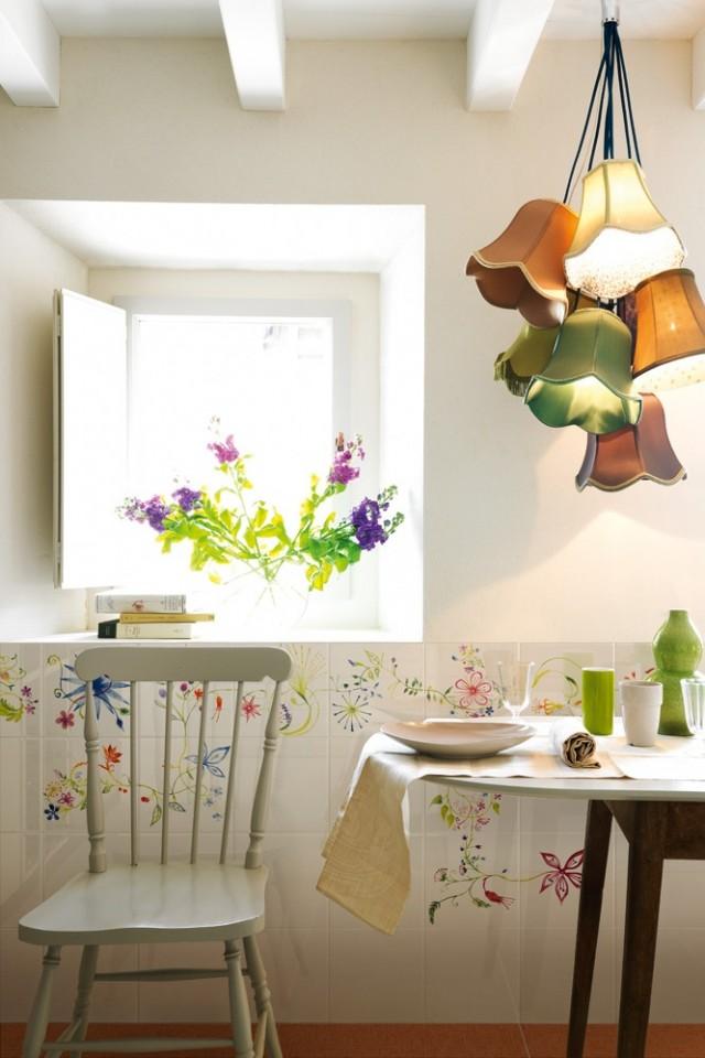 Azulejos de cocina en blanco, diseu00f1o italiano - dintelo.es