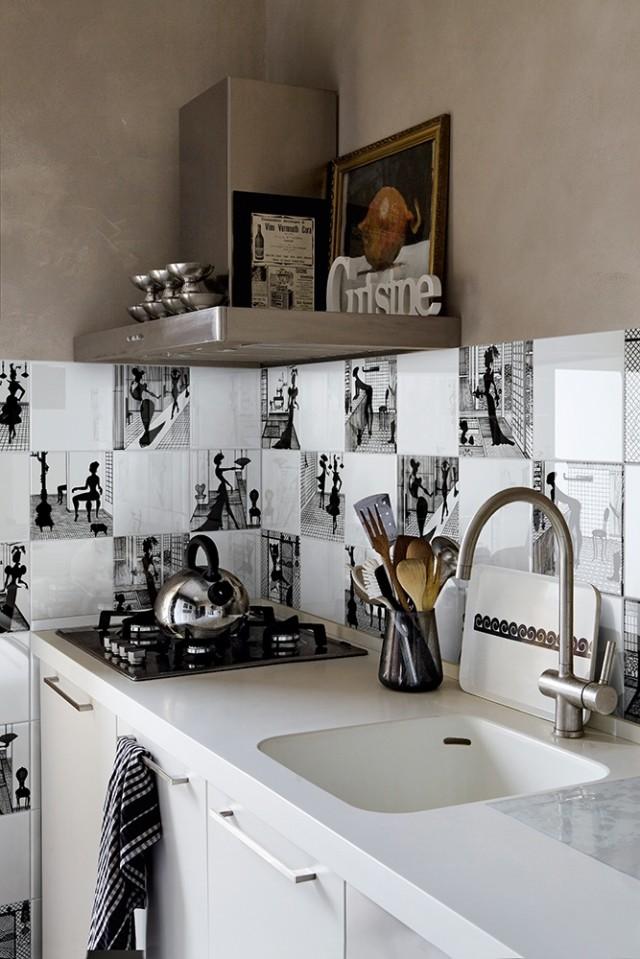 Azulejos Blancos Cocina. Great Cocina Blanca With Azulejos Blancos ...