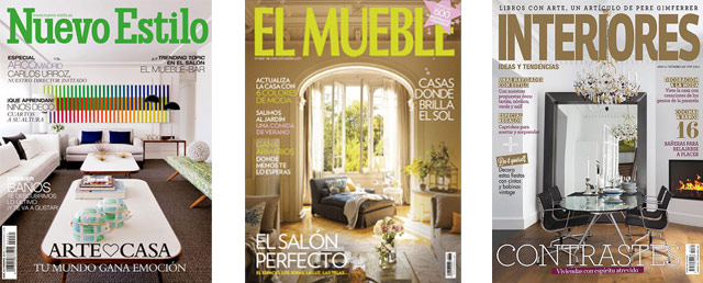 revistas de decoracion hogar decoraci n casas ideas
