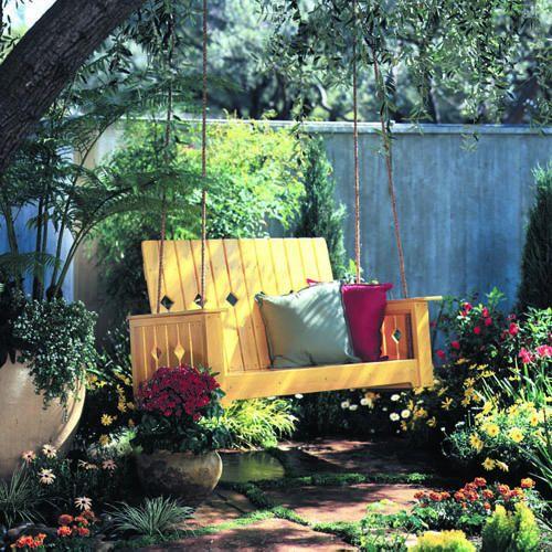 amarillo jardin