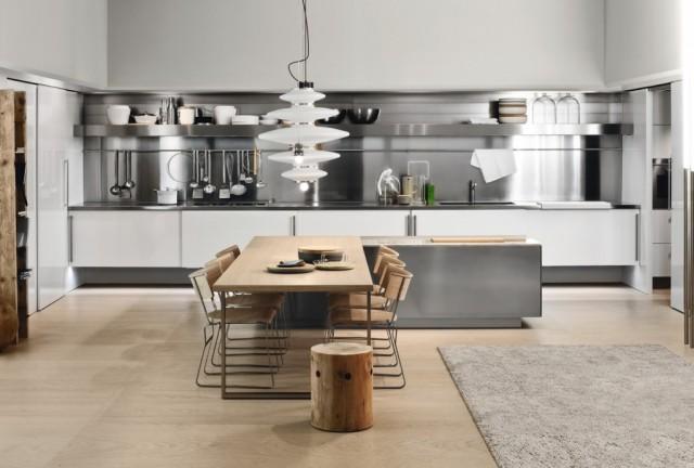 Cocina industrial - Frente cocina ...