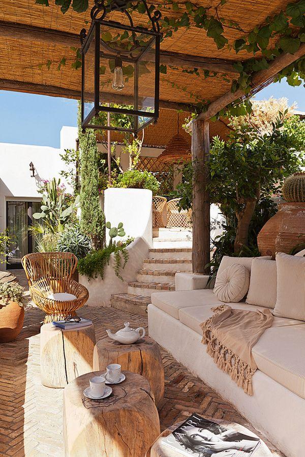 12 ideas para decorar terrazas - Ideas para decorar terraza atico ...