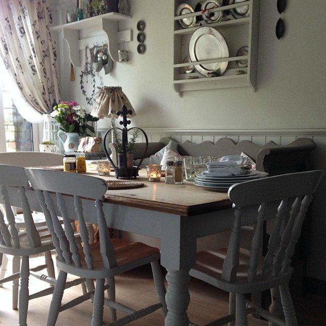 shabby chic la restauracin y la de muebles antiguos y telas usadas es un punto importante del estilo fue popular entre los