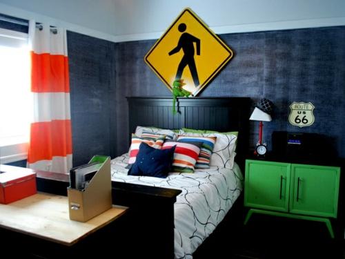 Dormitorio para chicos adolescentes  dinteloes