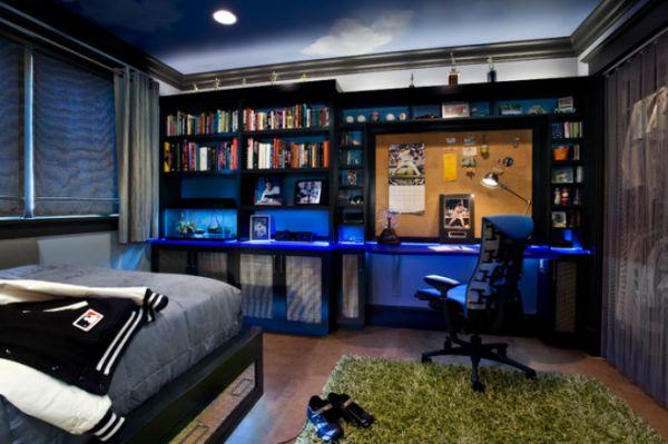 dormitorio chico escritorio