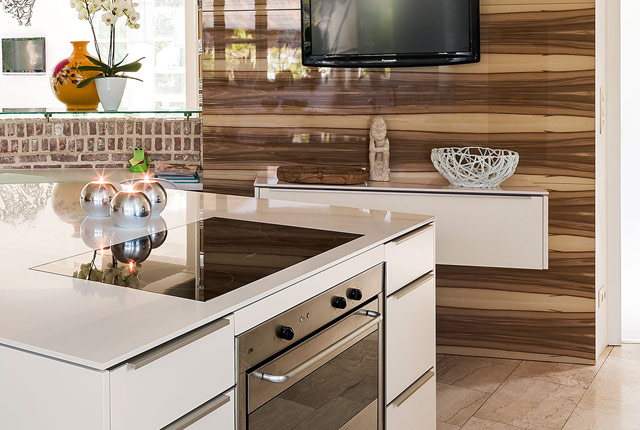 fáciles de limpiar incorporan grandes espacios de almacenamiento y de