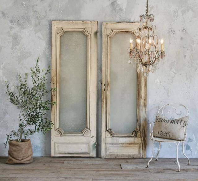 Decorar con puertas antiguas - dintelo.es