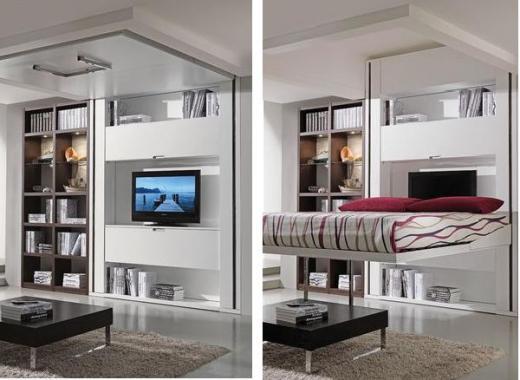 Ideas para aprovechar el espacio en casa - Aprovechar espacios en casa ...