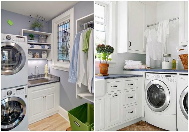 Distribuir una zona de lavado y plancha - Como distribuir una cocina ...