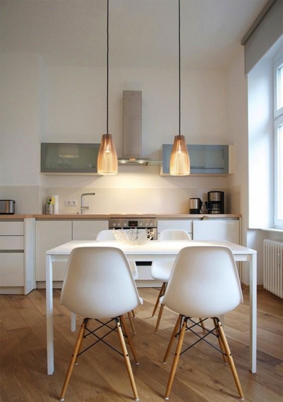 sillas eames cocina