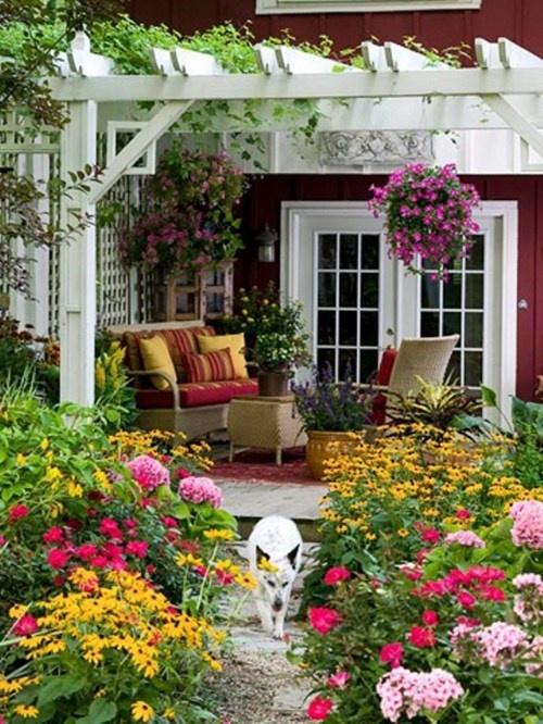 Jardín... ideas. Jardines-de-ensueno-15