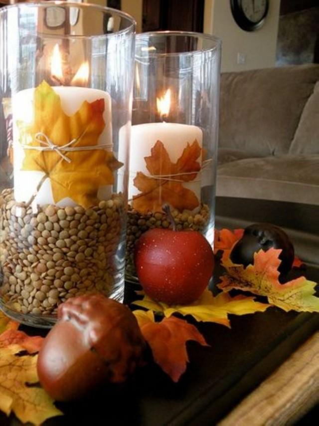 Ideas para decorar la casa en otoño - dintelo.es