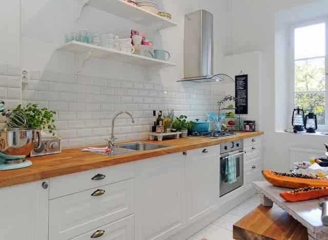 cocinas de estilo nordico