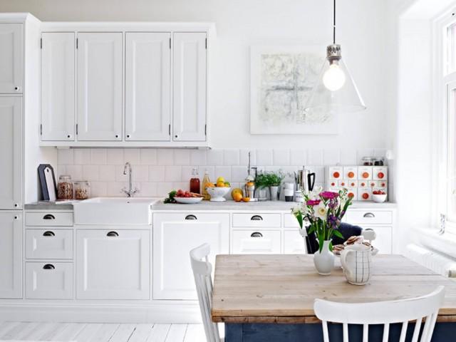 Cocinas de estilo n rdico - Cocinas pequenas con encanto ...