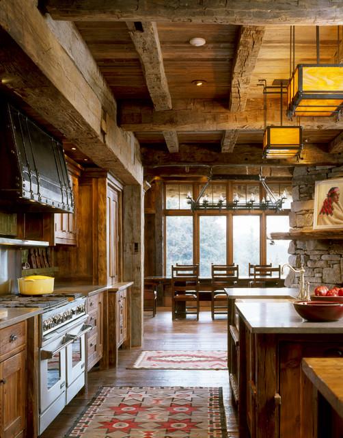 Cocinas rústicas - dintelo.es