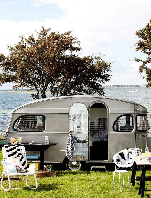 Caravanas vintage - Reformar caravana ...