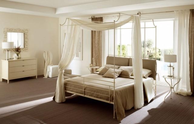 Las camas con dosel - Cama con dosel ...