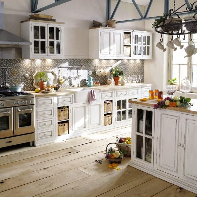 Cocinas cottage - Cocinas estilo ingles decoracion ...