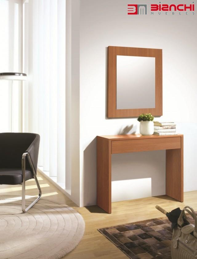 Recibidores para entradas peque as bianchi muebles for Bianchi muebles