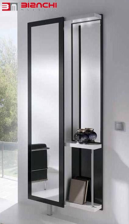 Recibidores para entradas peque as bianchi muebles - Muebles para entradas pequenas ...