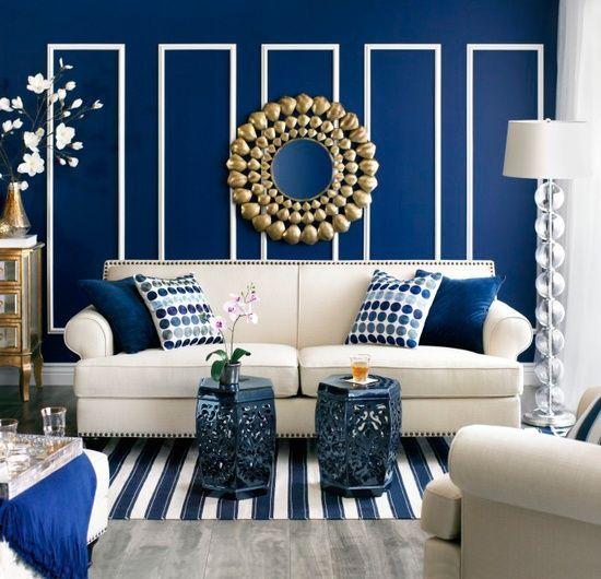 Azul color tendencia