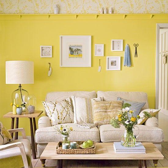 Amarillo color tendencia