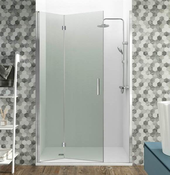 Mamparas de ducha para todos los cuartos de baño