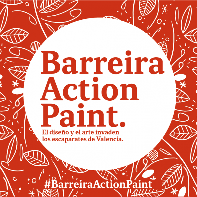 Barreira Action Paint